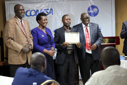COMESA Competition Commission Training