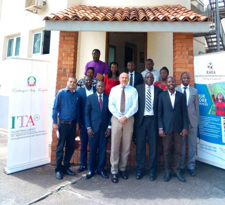 EIMA Delegation